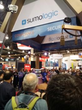 AWS Reinvent Central: Sumo!